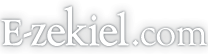 E-zekiel.com - Web site and communication tools for ministry.